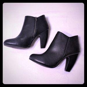 Cato New Black Booties